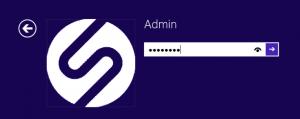 logon admin