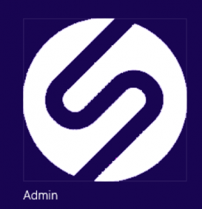 user admin